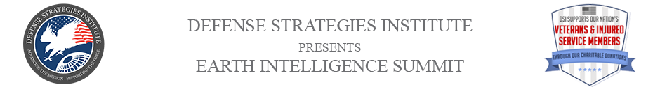 Earth Intelligence | DEFENSE STRATEGIES INSTITUTE